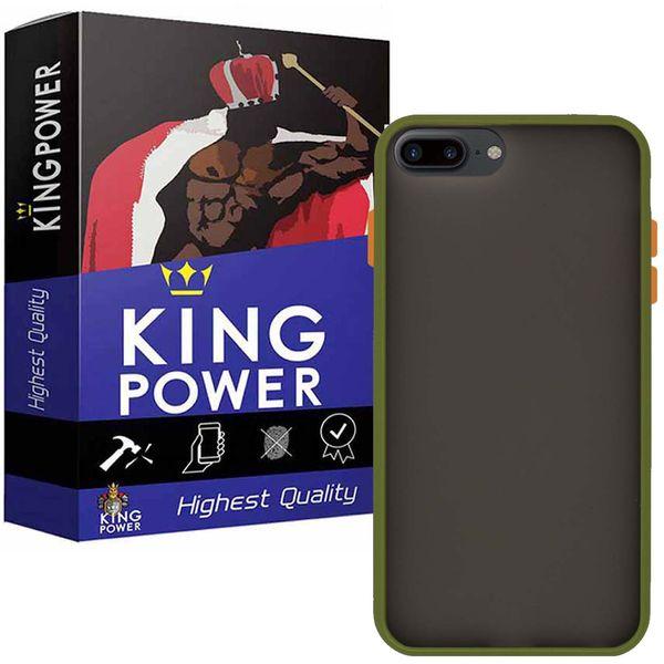 کاور کینگ پاور مدل M21 مناسب برای گوشی موبایل اپل iPhone 7 Plus/ 8 Plus