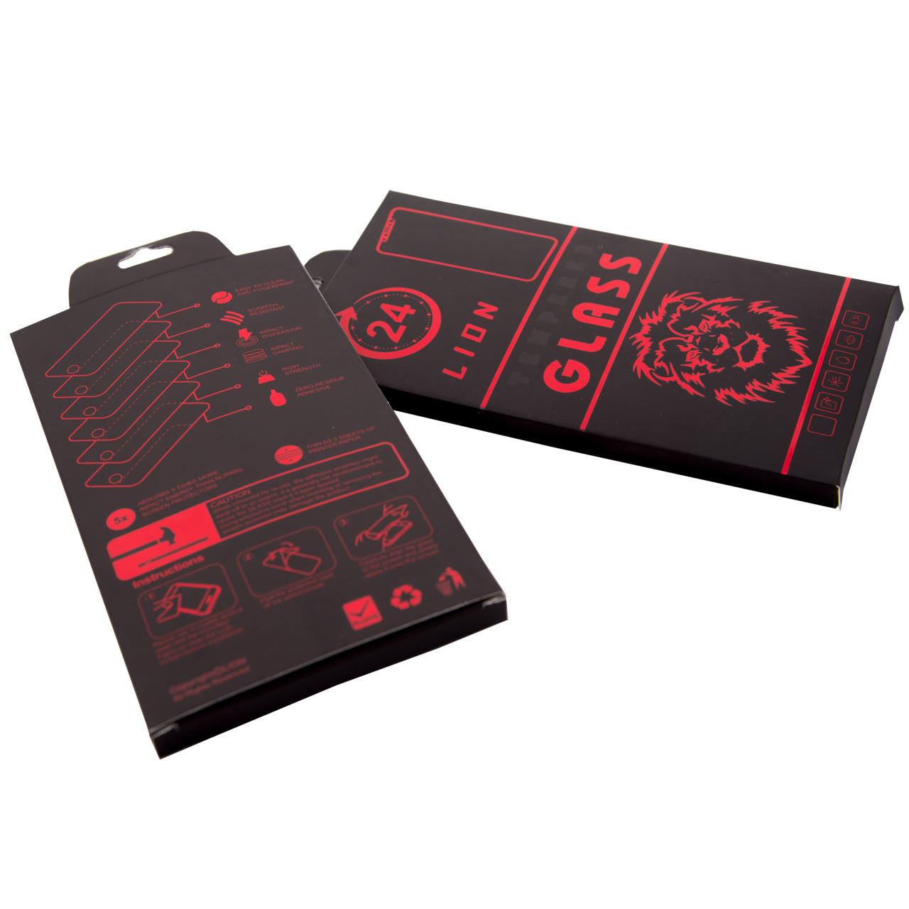 محافظ صفحه نمایش لاین مدل RT007 مناسب برای گوشی موبایل شیائومی Redmi Note 8T بسته دو عددی main 1 11