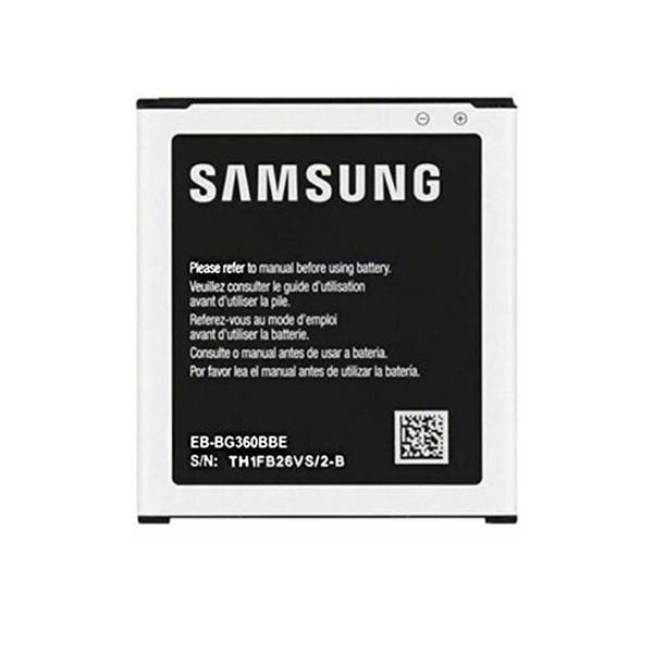 باتری موبایل مدل EB-BG360BBE ظرفیت 2000 میلی آمپر ساعت مناسب برای گوشی موبایل سامسونگ Galaxy J2