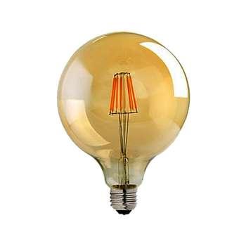 لامپ 8 وات فیلامنتی مدل G125