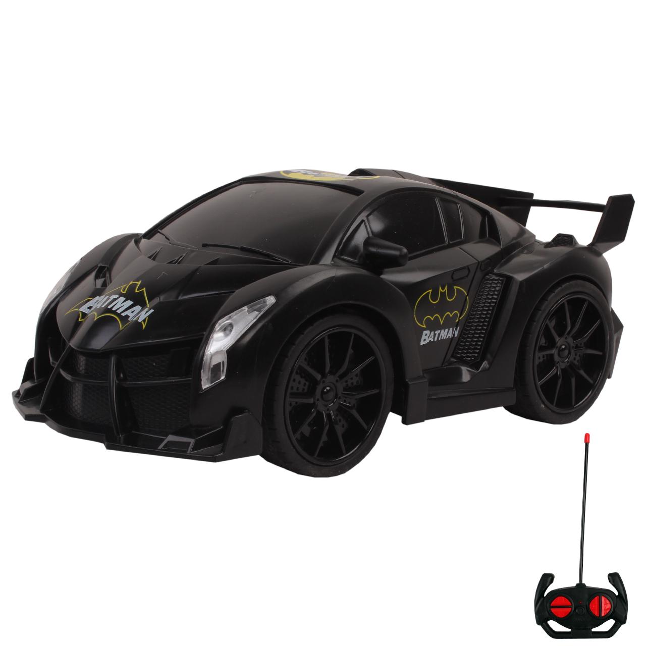 ماشین بازی کنترلی مدل Batmobile