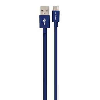 کابل تبدیل USB به microUSB کینگ استار مدل K60 A طول 0.25 متر