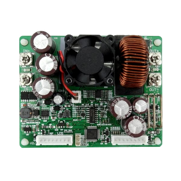 ماژول کاهنده ولتاژ و جریان رودینگ مدل DPS5020-USB BT