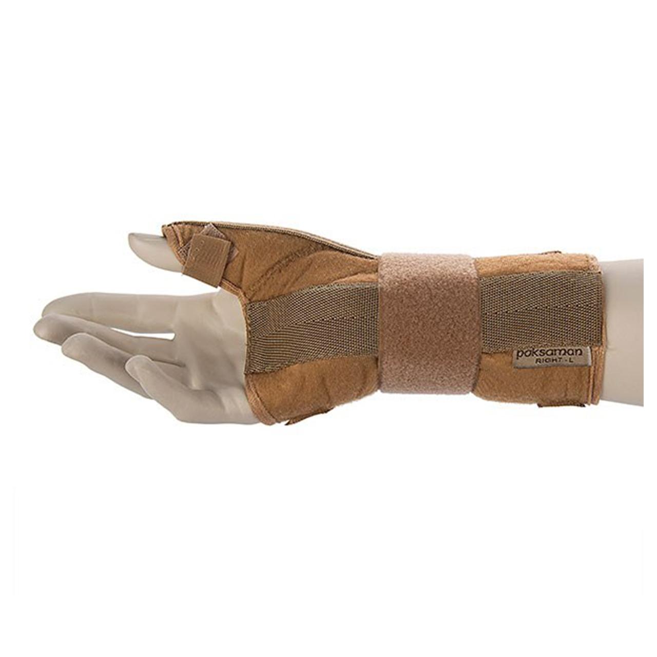 مچ شست بند دست راست پاک سمن مدل With Hard Bar Right سایز بزرگ
