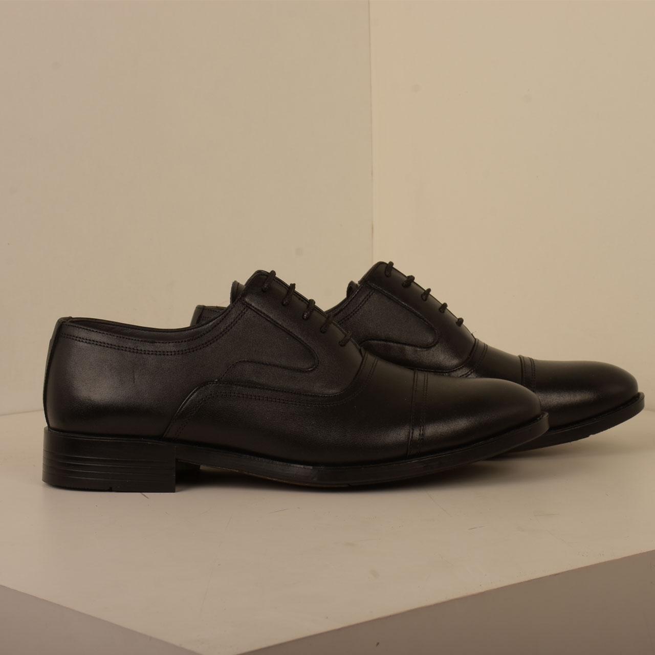 کفش مردانه پارینه چرم مدل SHO178 -  - 2