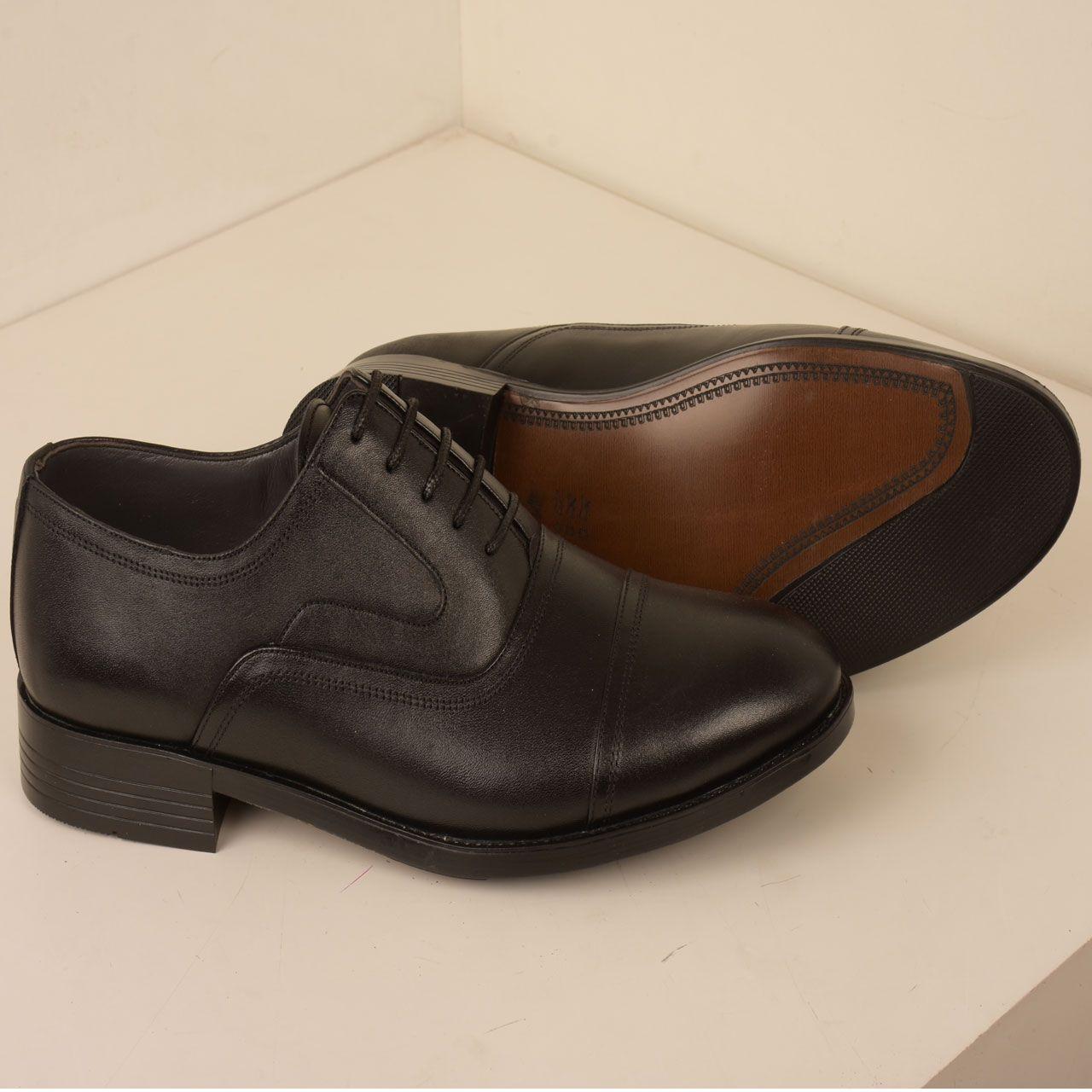 کفش مردانه پارینه چرم مدل SHO178 -  - 5