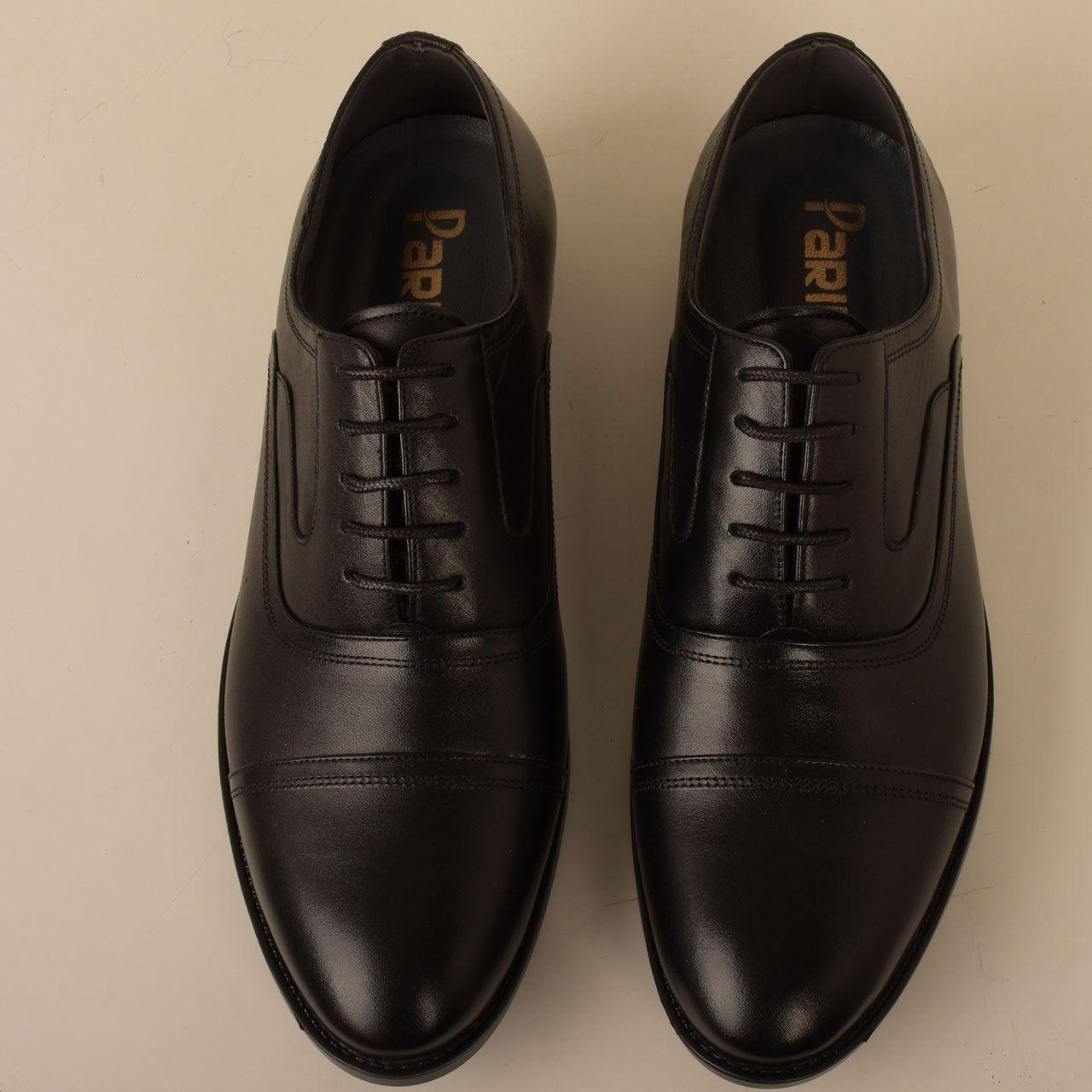 کفش مردانه پارینه چرم مدل SHO178 -  - 7