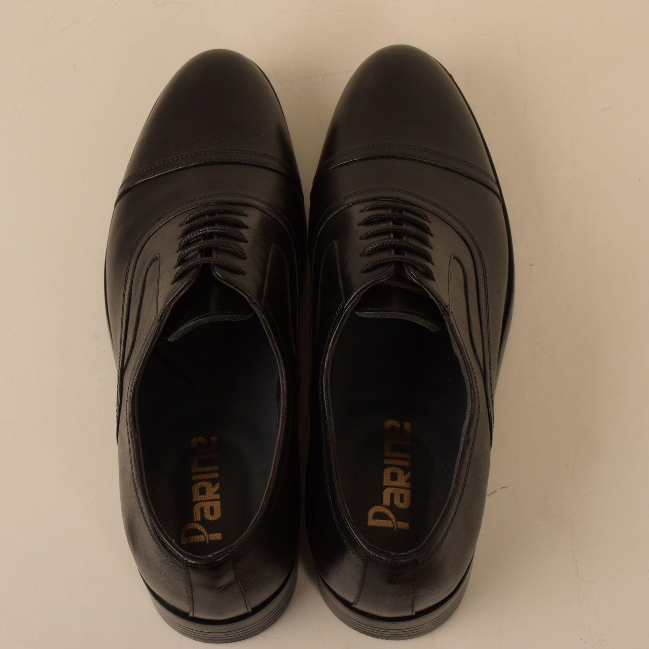 کفش مردانه پارینه چرم مدل SHO178 -  - 8