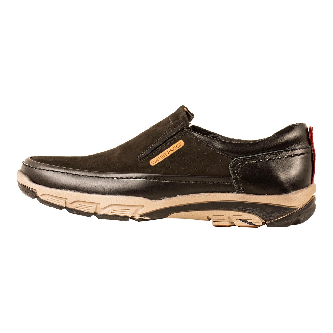 کفش روزمره مردانه پارینه چرم مدل SHO179