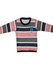 تی شرت آستین بلند پسرانه کد 0004 -  - 1