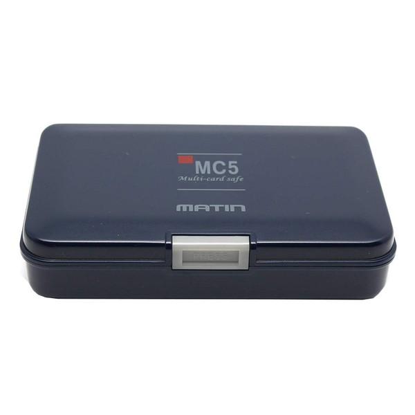 کیف محافظ کارت حافظه متین مدل MC5