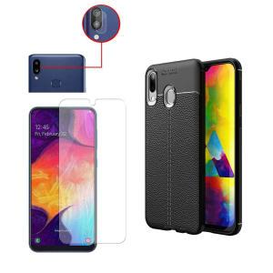 کاور مسیر مدل MAGBEL مناسب برای گوشی موبایل سامسونگ Galaxy A10s به همراه محافظ صفحه نمایش و محافظ لنز دوربین
