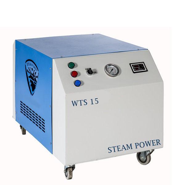 بخارشوی صنعتی استیم پاور مدل WTS 15