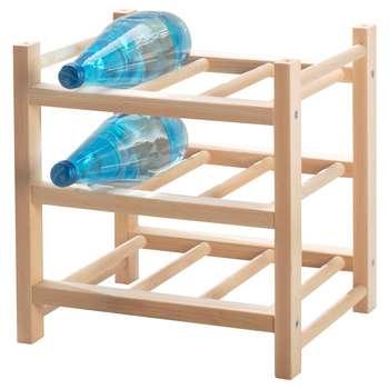 قفسه بطری ایکیا مدل Hutten