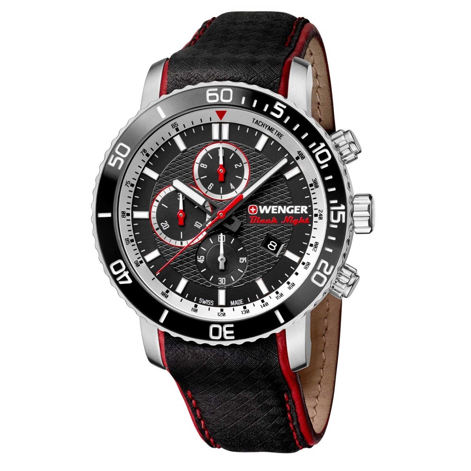 ساعت مچی عقربه ای مردانه ونگر مدل 01.1843.105 -  - 2