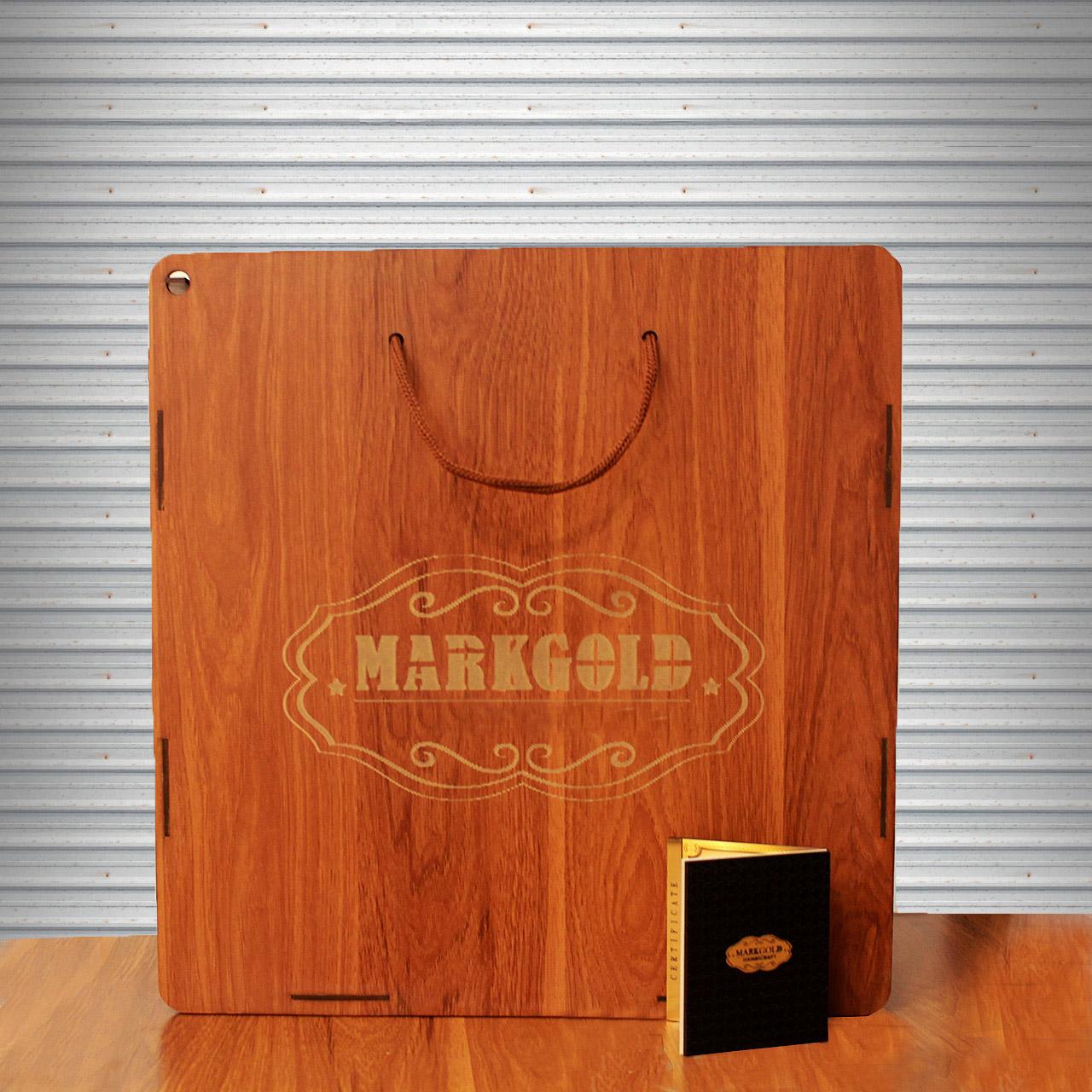 خرید                      تابلو طلا کوب مارک گلد طرح شعر کد TSH58
