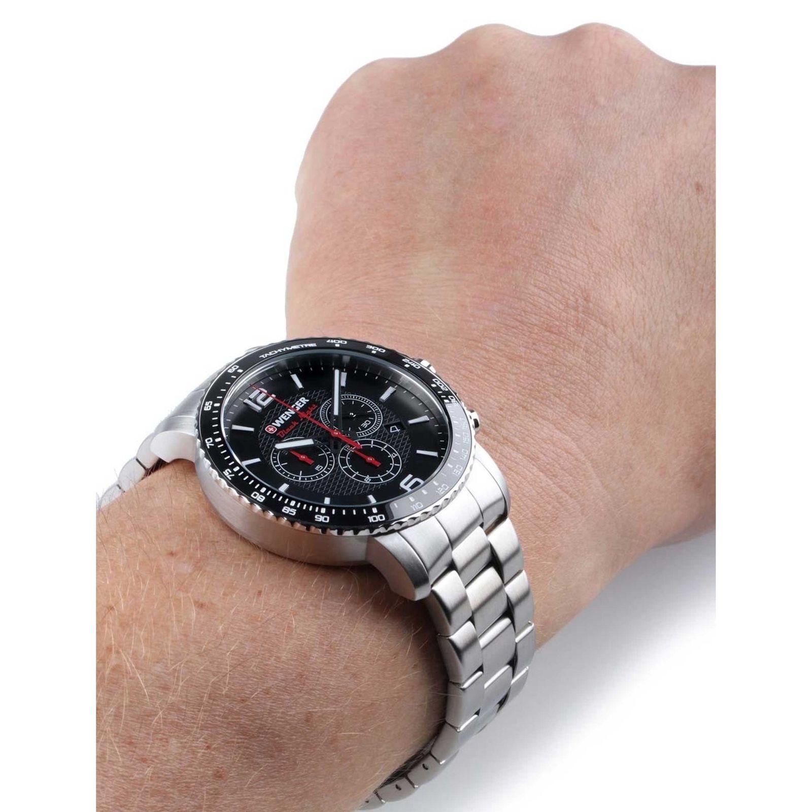 ساعت مچی عقربه ای مردانه ونگر مدل 01.1843.103 -  - 2