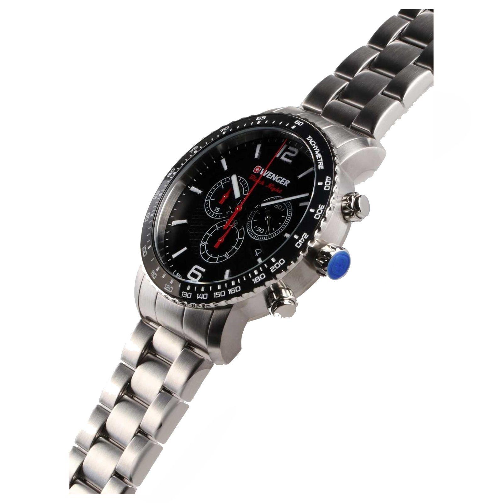 ساعت مچی عقربه ای مردانه ونگر مدل 01.1843.103 -  - 3