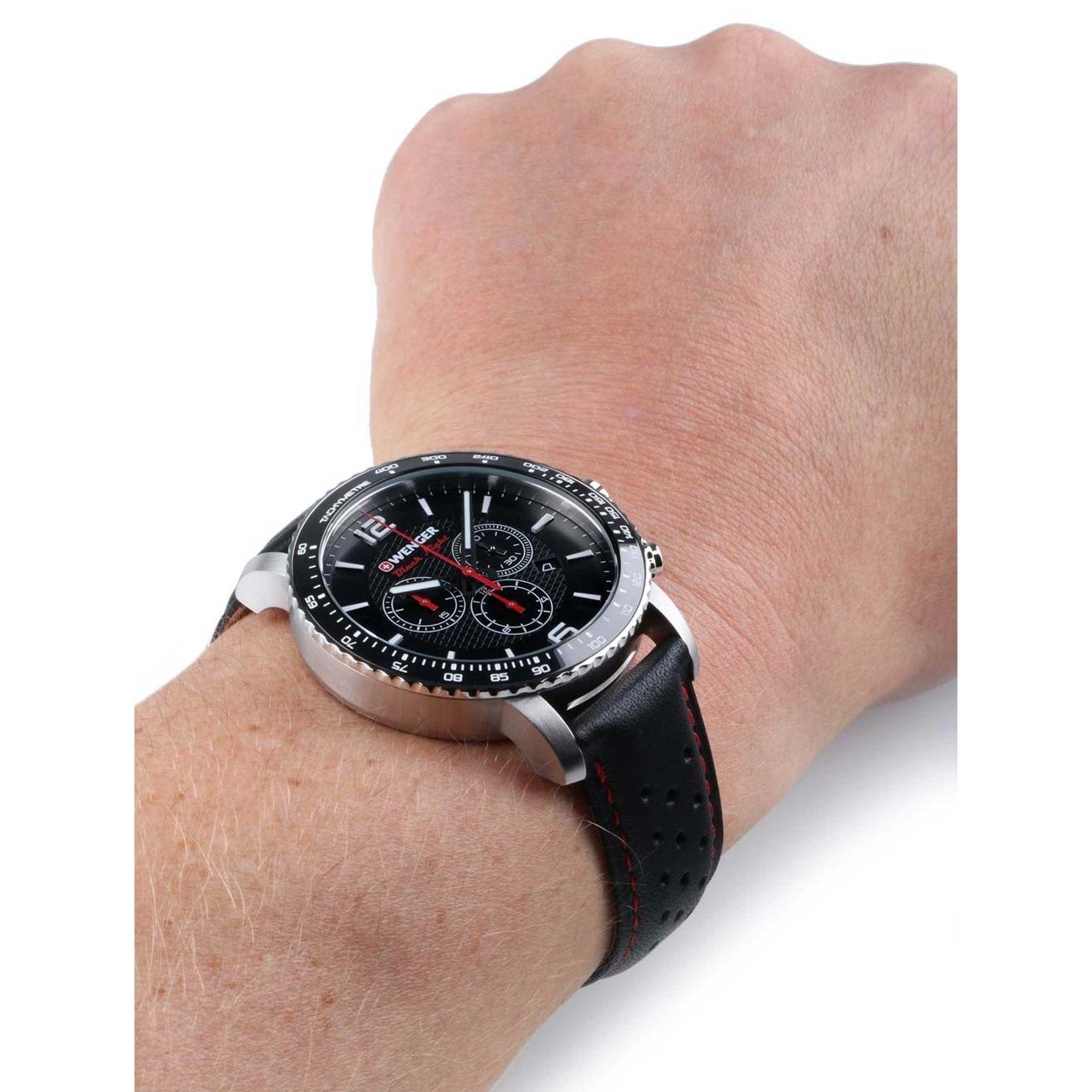 ساعت مچی عقربه ای مردانه ونگر مدل 01.1843.102 -  - 2