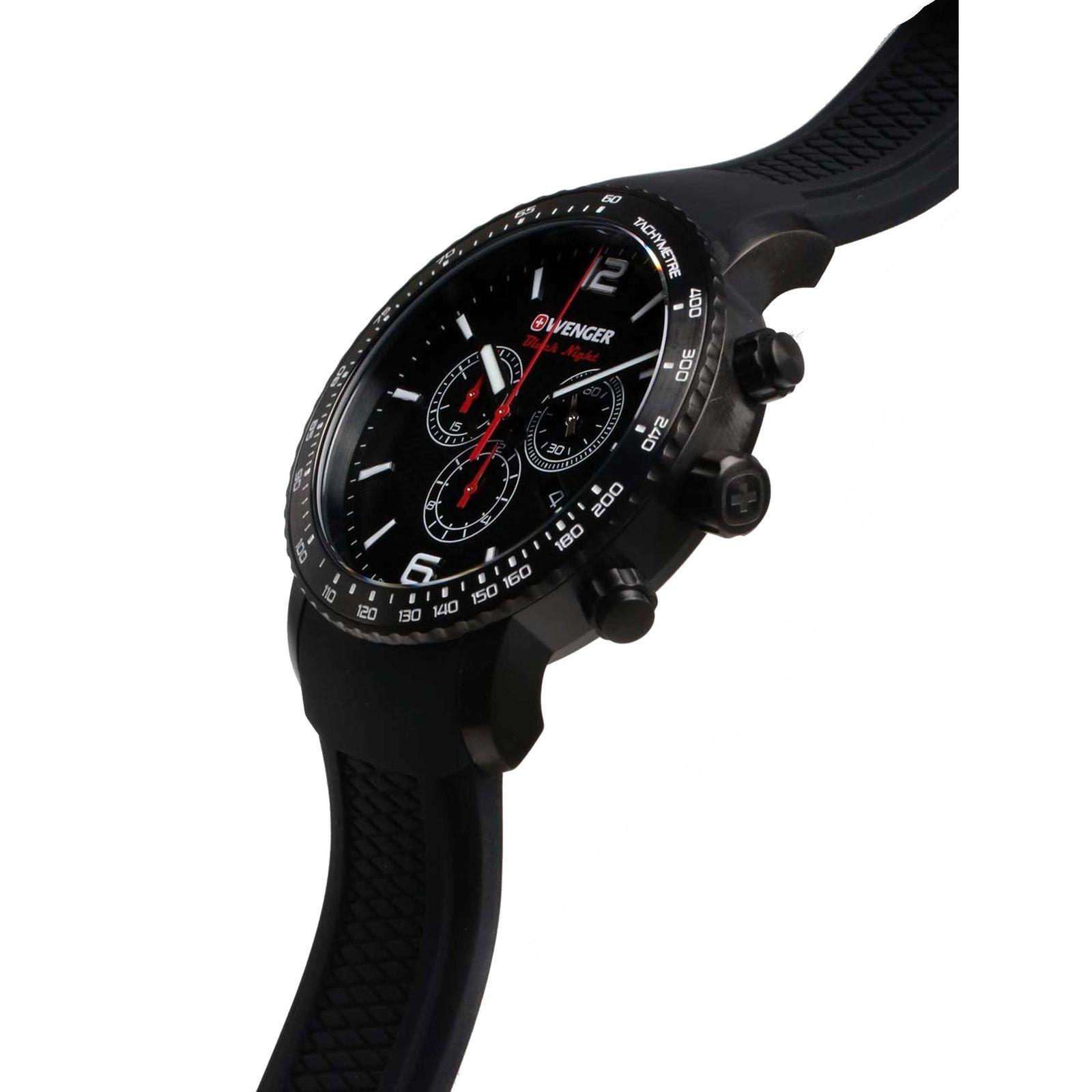 ساعت مچی عقربه ای مردانه ونگر مدل 01.1843.102 -  - 3