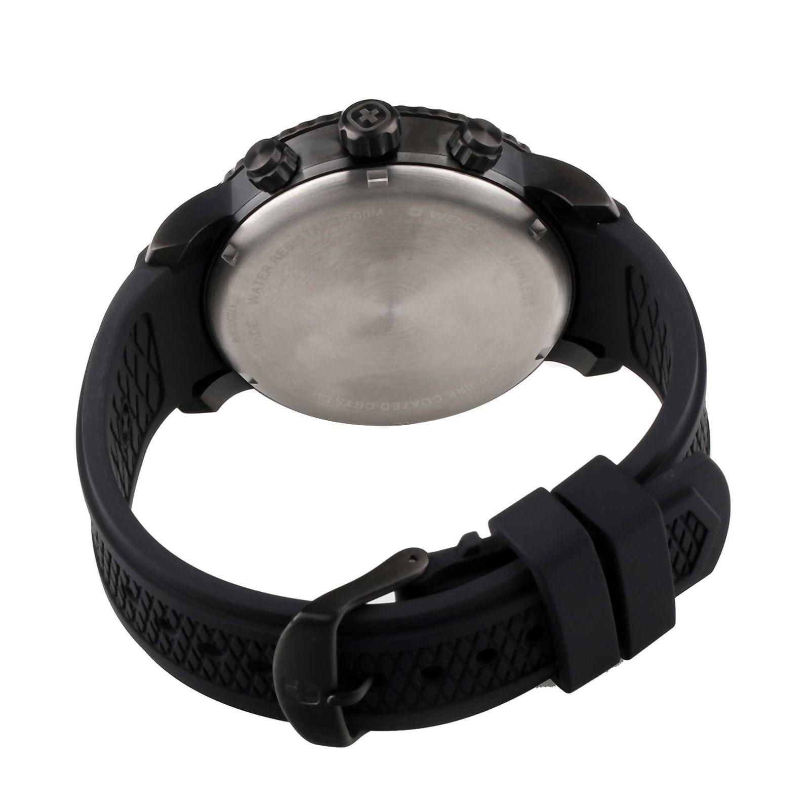 ساعت مچی عقربه ای مردانه ونگر مدل 01.1843.102 -  - 4