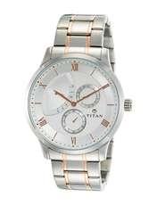 ساعت مچی عقربه ای مردانه تیتان مدل T90101KM01 -  - 3