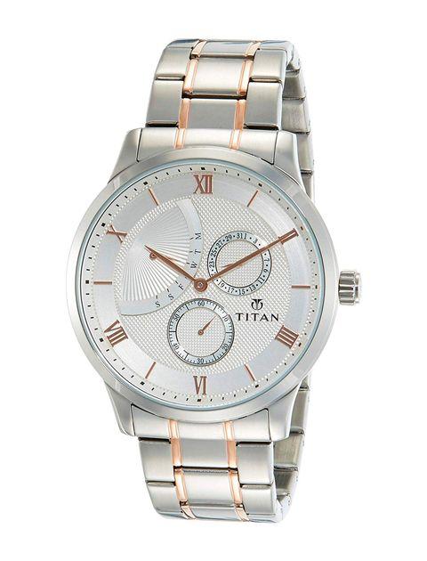 ساعت مچی عقربه ای مردانه تیتان مدل T90101KM01