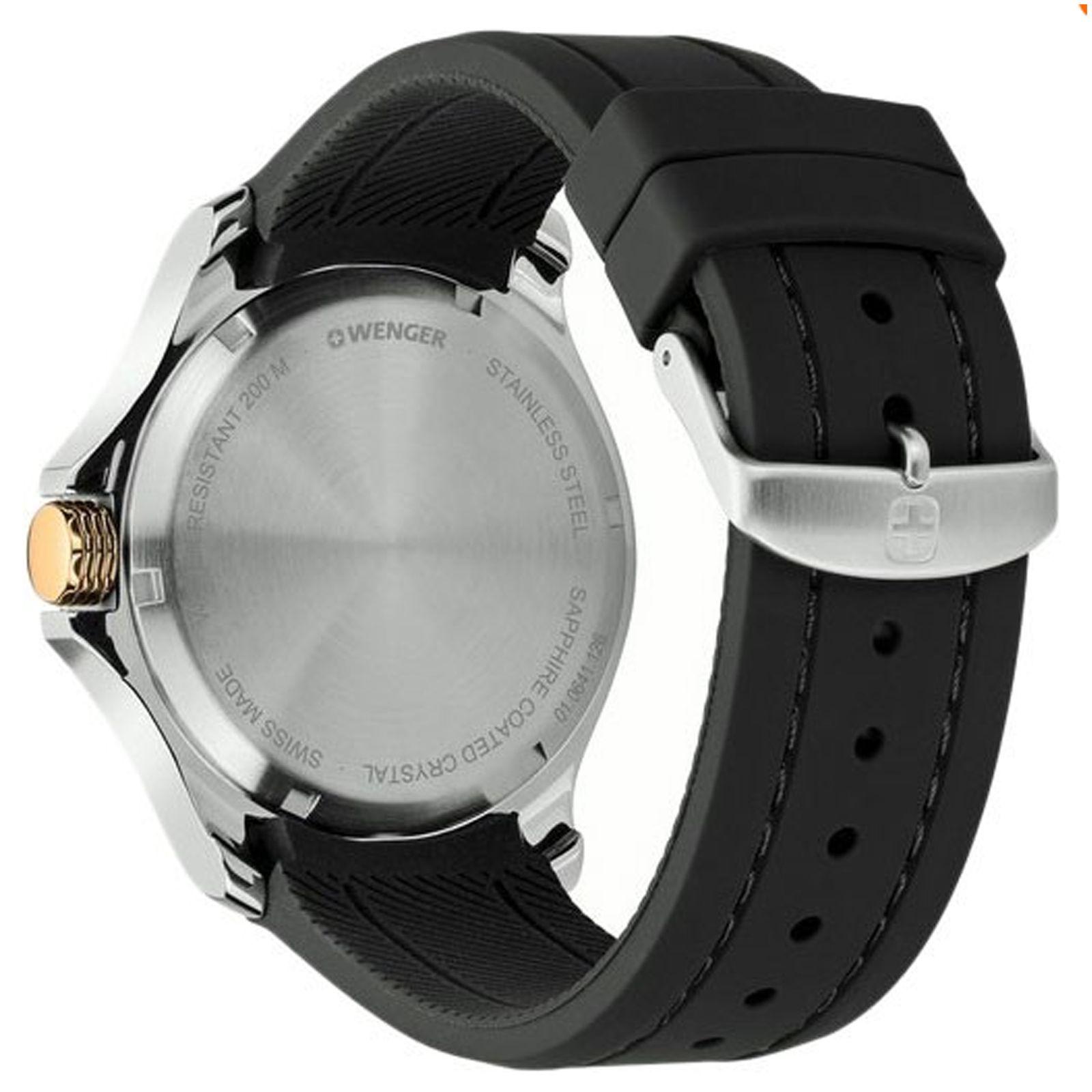 ساعت مچی عقربه ای مردانه ونگر مدل 01.0641.126 -  - 3