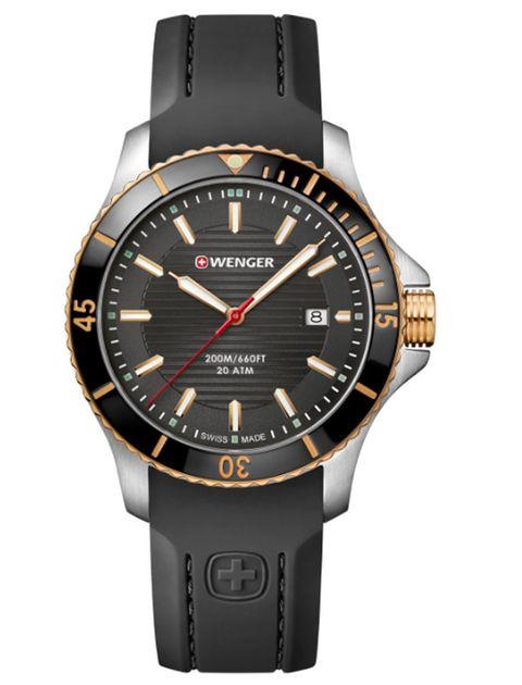ساعت مچی عقربه ای مردانه ونگر مدل 01.0641.126
