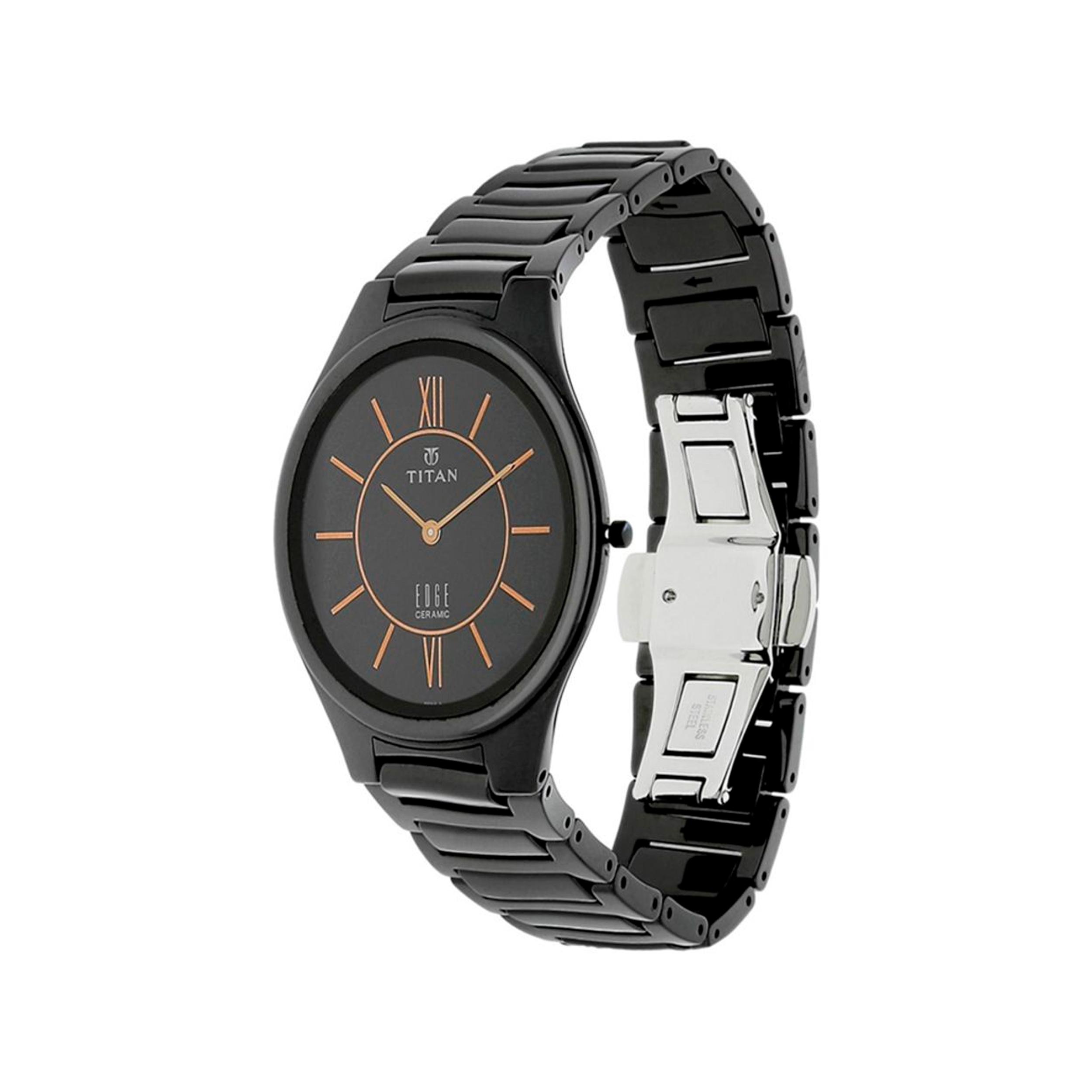 ساعت مچی عقربه ای مردانه تیتان مدل T1696NC01