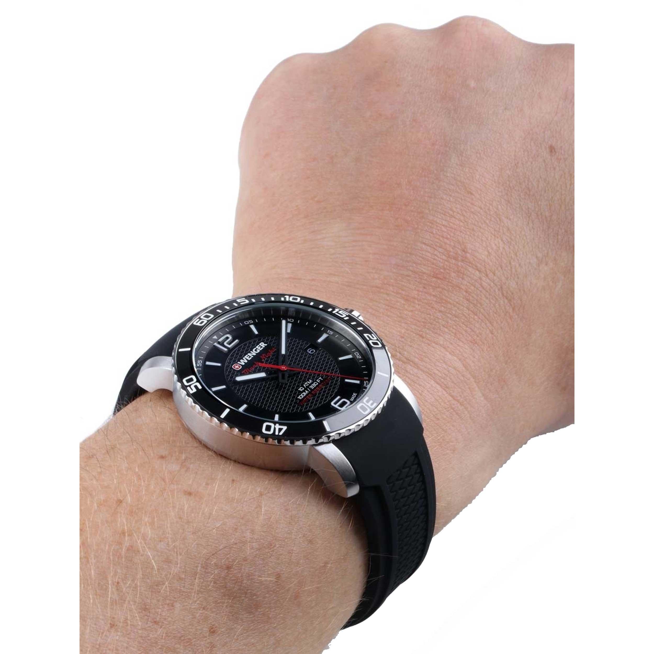 ساعت مچی عقربه ای مردانه ونگر مدل 01.1841.102 -  - 2