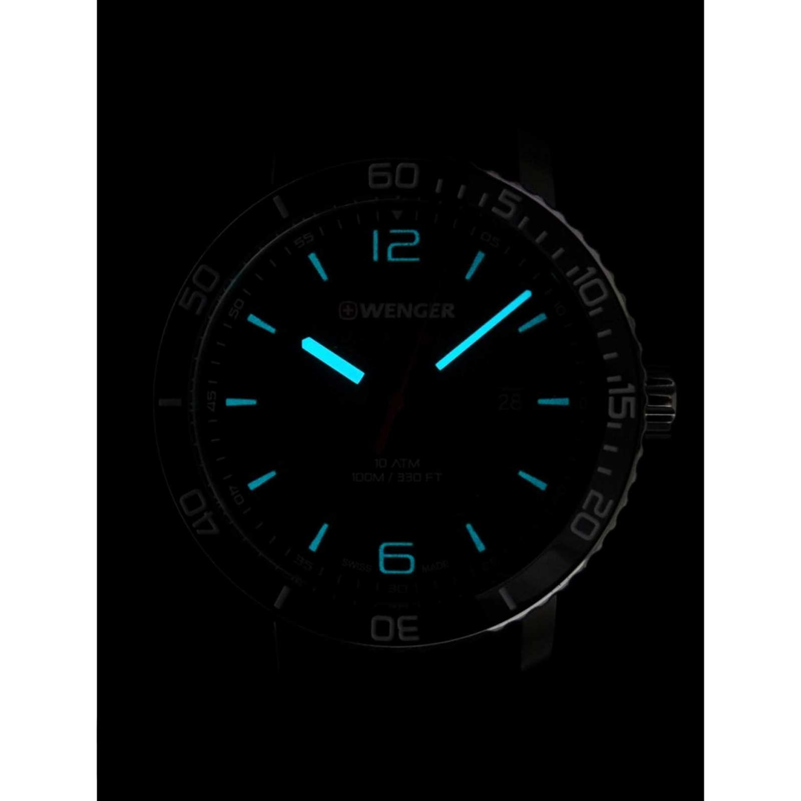 ساعت مچی عقربه ای مردانه ونگر مدل 01.1841.102 -  - 5