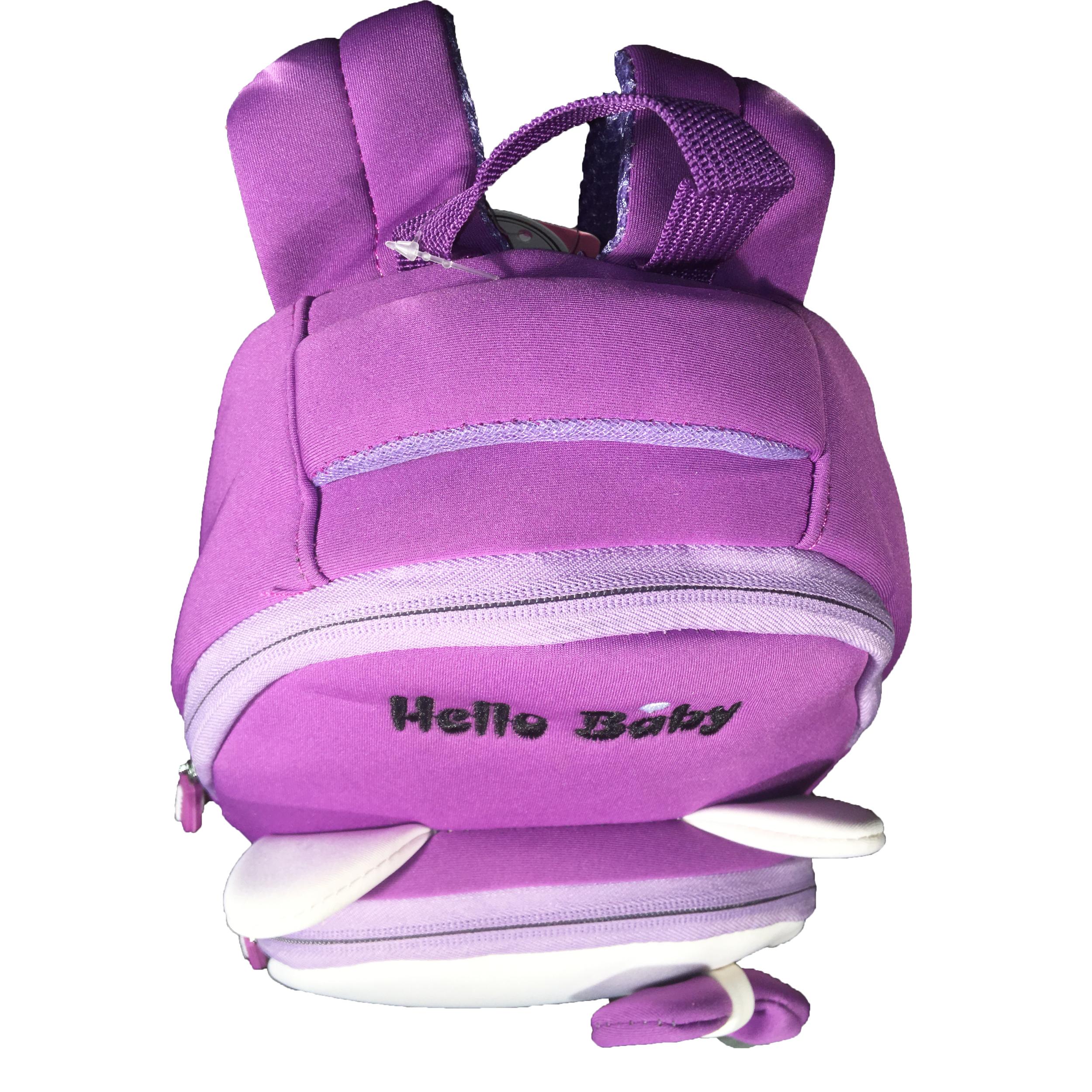 کوله پشتی دخترانه هلو بیبی کد adll3 -  - 11