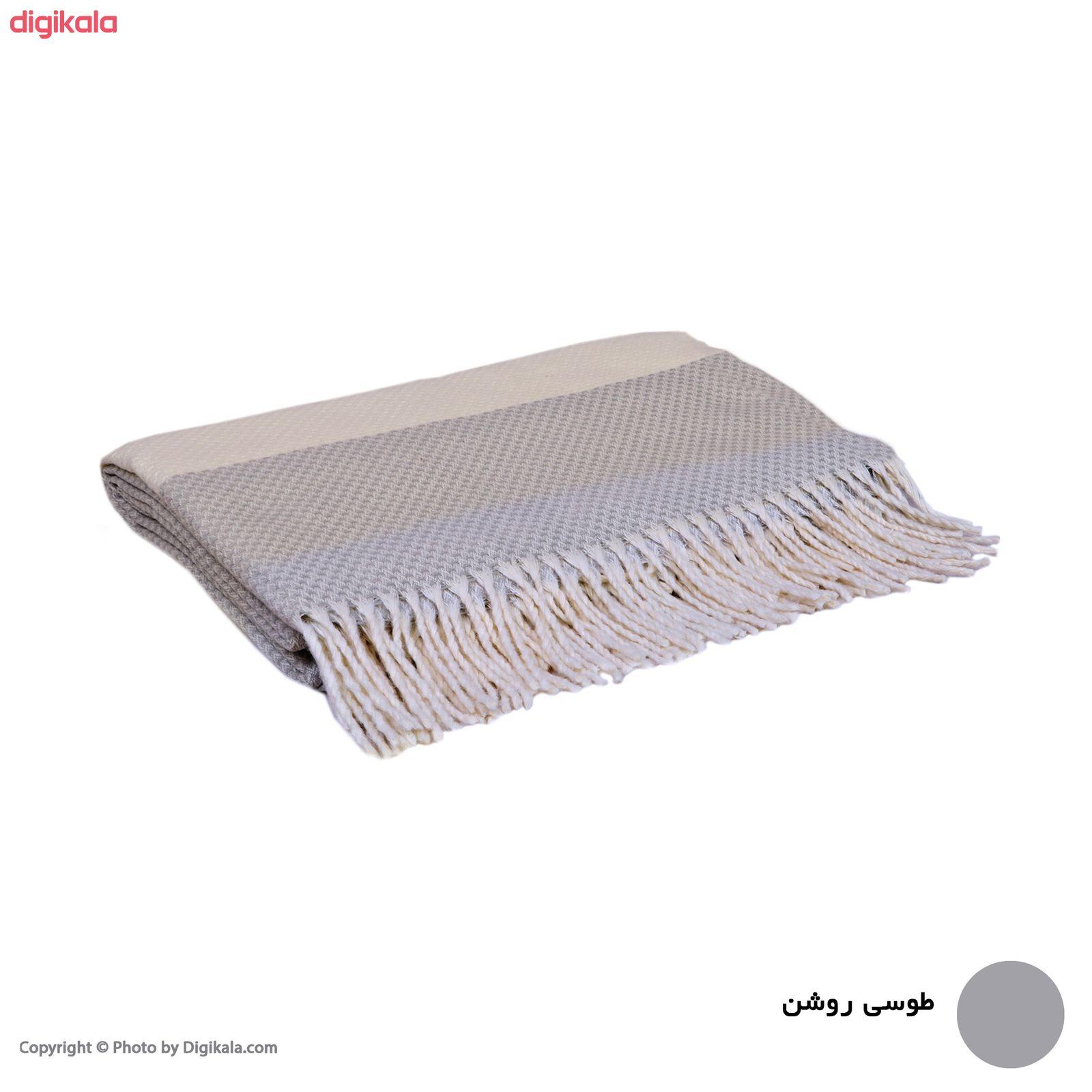 پتو مسافرتی سیمین مدل السا کد 002 سایز 220 × 150 سانتی متر main 1 5