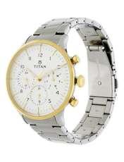 ساعت مچی عقربه ای مردانه تیتان مدل T90102BM01 -  - 2