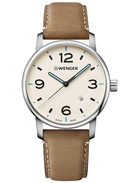 ساعت مچی عقربه ای مردانه ونگر مدل 01.1741.120
