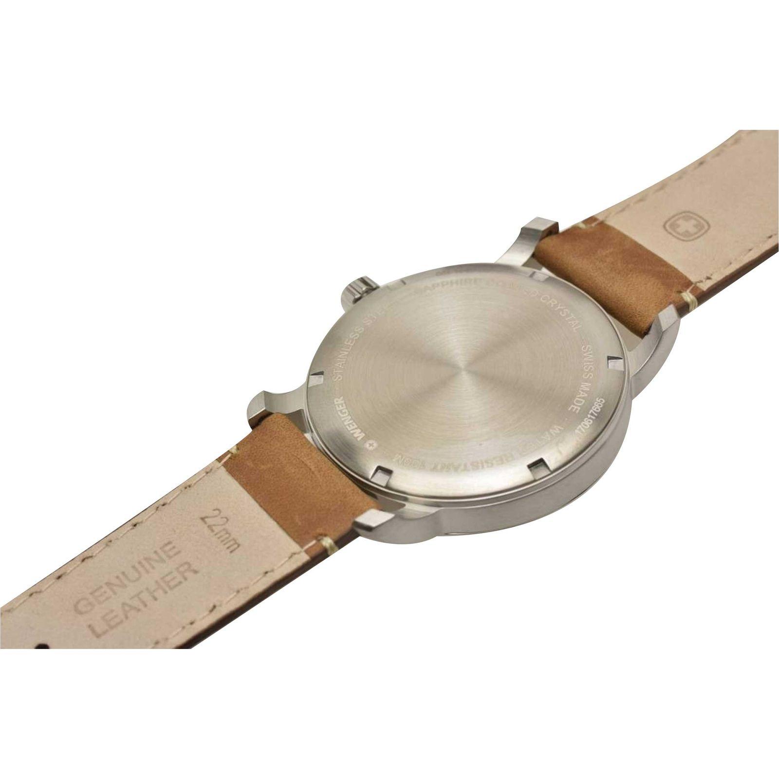 ساعت مچی عقربه ای مردانه ونگر مدل 01.1741.120 -  - 3