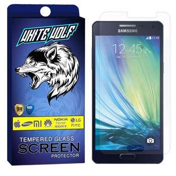 محافظ صفحه نمایش وایت ولف مدل WGS مناسب برای گوشی موبایل سامسونگ Galaxy A5 2015