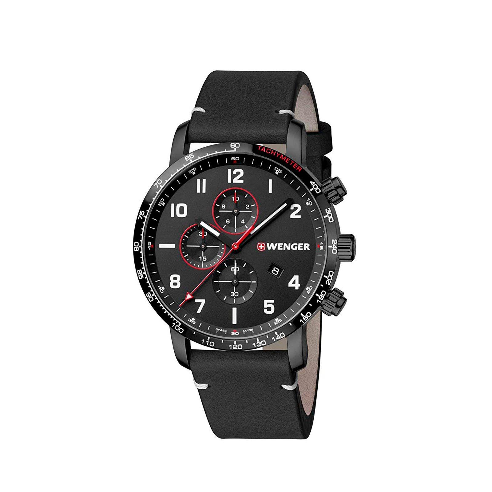 ساعت مچی عقربه ای مردانه ونگر مدل 01.1543.106 -  - 4