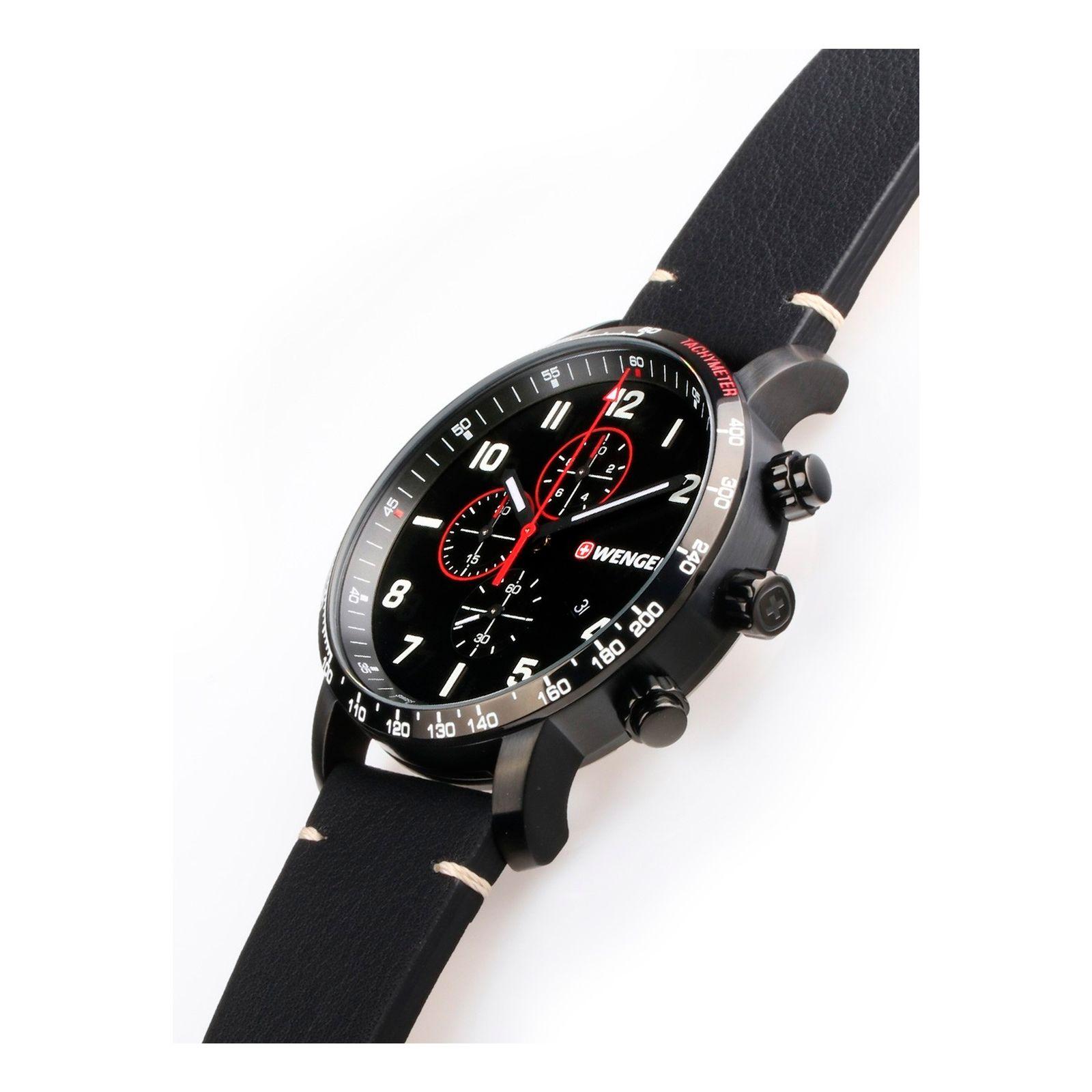 ساعت مچی عقربه ای مردانه ونگر مدل 01.1543.106 -  - 6