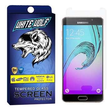 محافظ صفحه نمایش وایت ولف مدل WGS مناسب برای گوشی موبایل سامسونگ Galaxy A5 2016