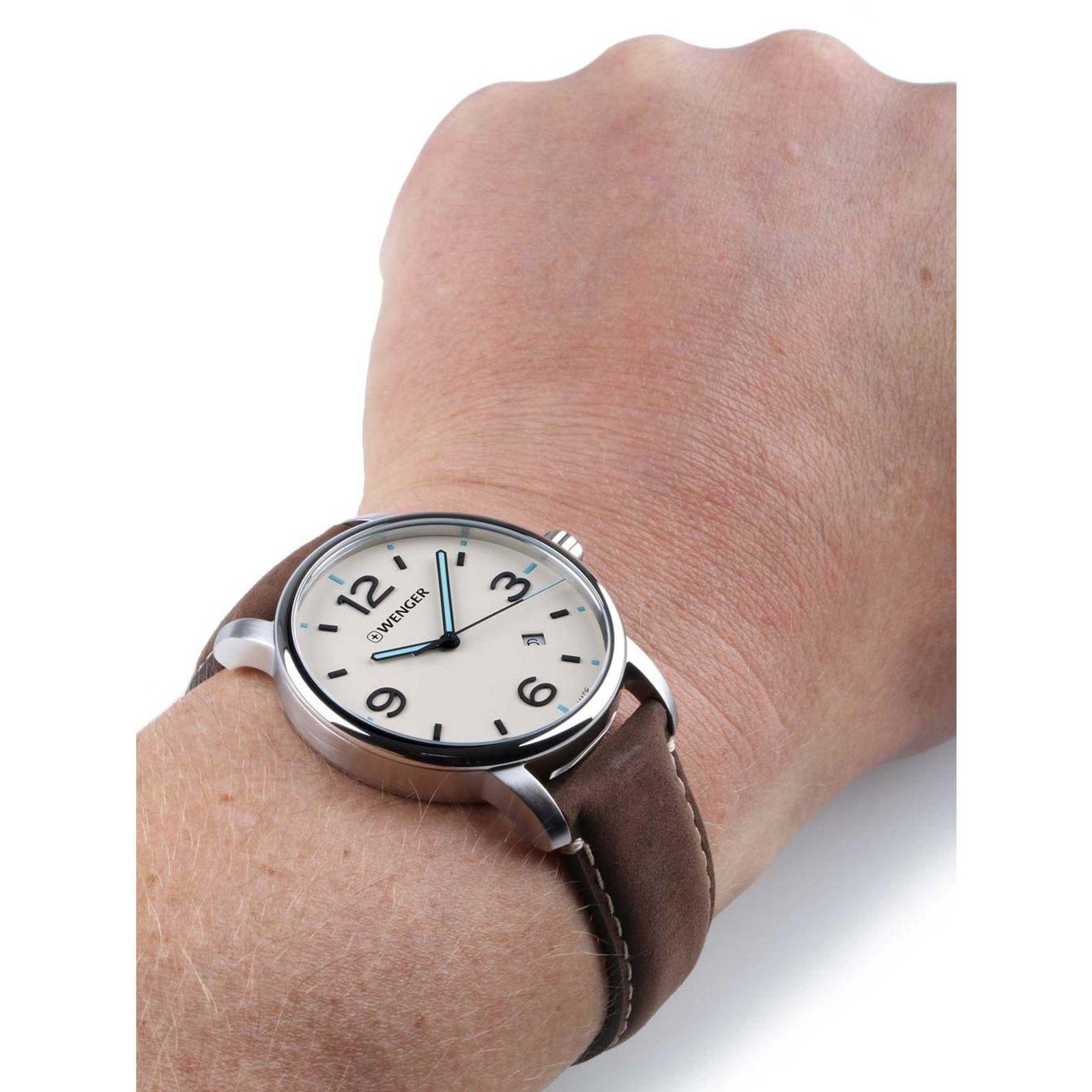 ساعت مچی عقربه ای مردانه ونگر مدل 01.1741.118 -  - 4