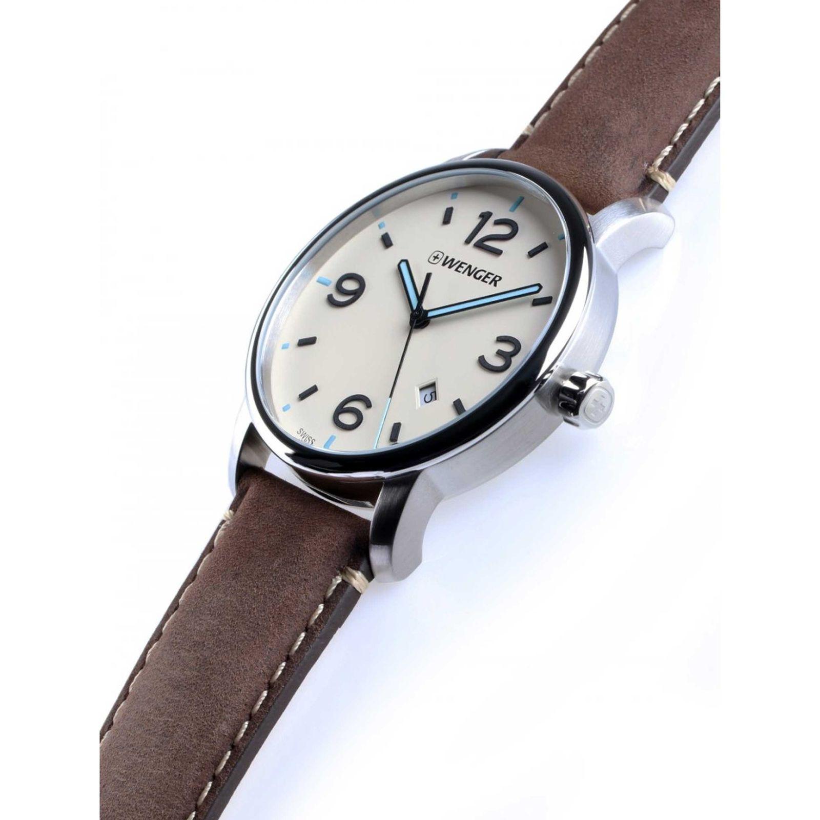 ساعت مچی عقربه ای مردانه ونگر مدل 01.1741.118 -  - 2