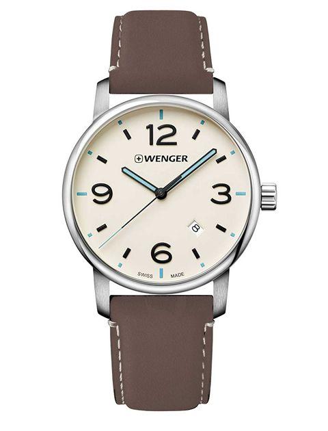 ساعت مچی عقربه ای مردانه ونگر مدل 01.1741.118