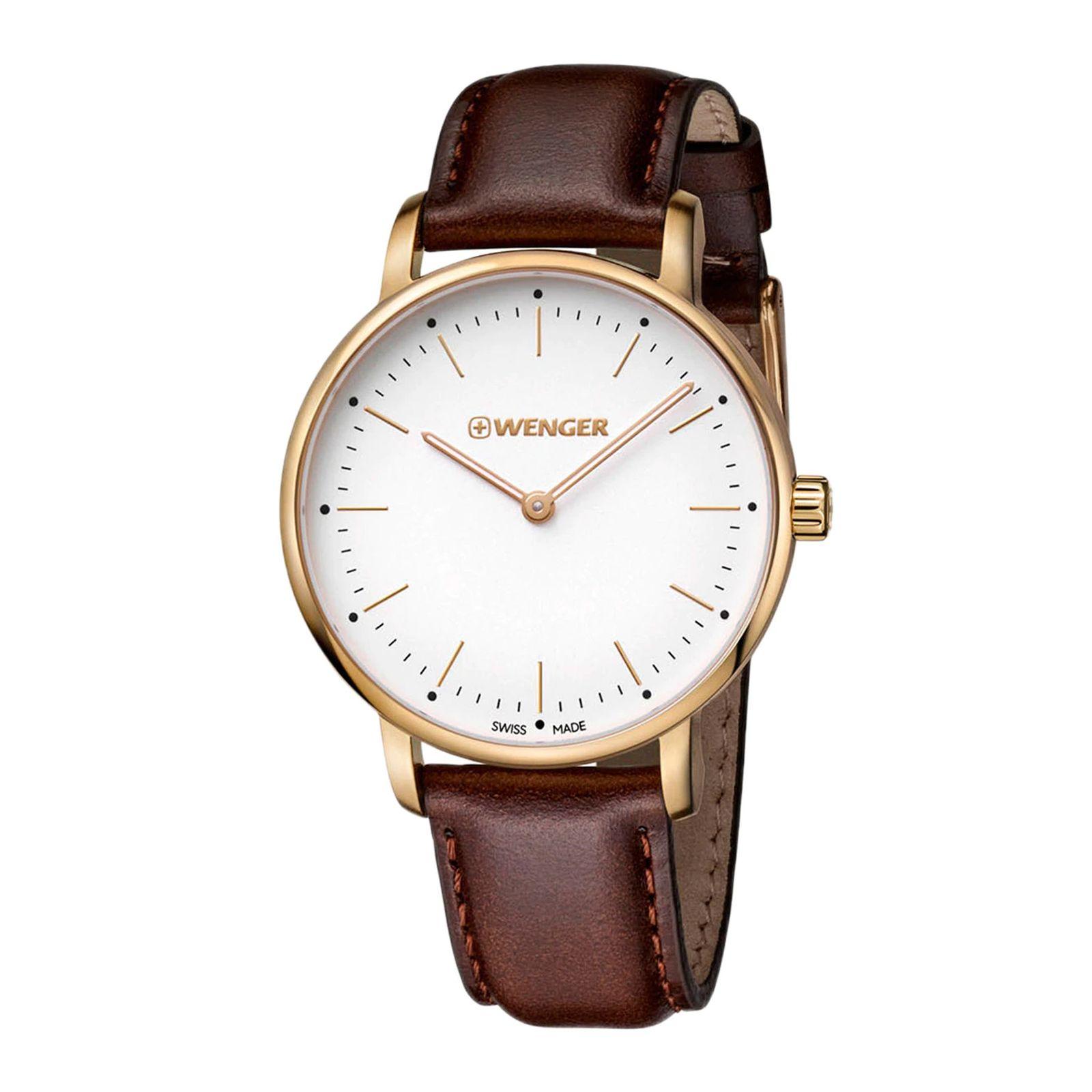 ساعت مچی عقربه ای مردانه ونگر مدل 01.1721.112 -  - 3