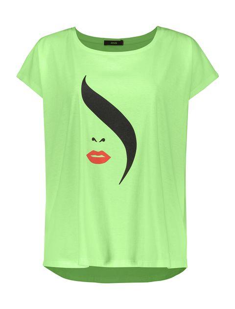 تی شرت زنانه آر ان اس مدل 1102049-43