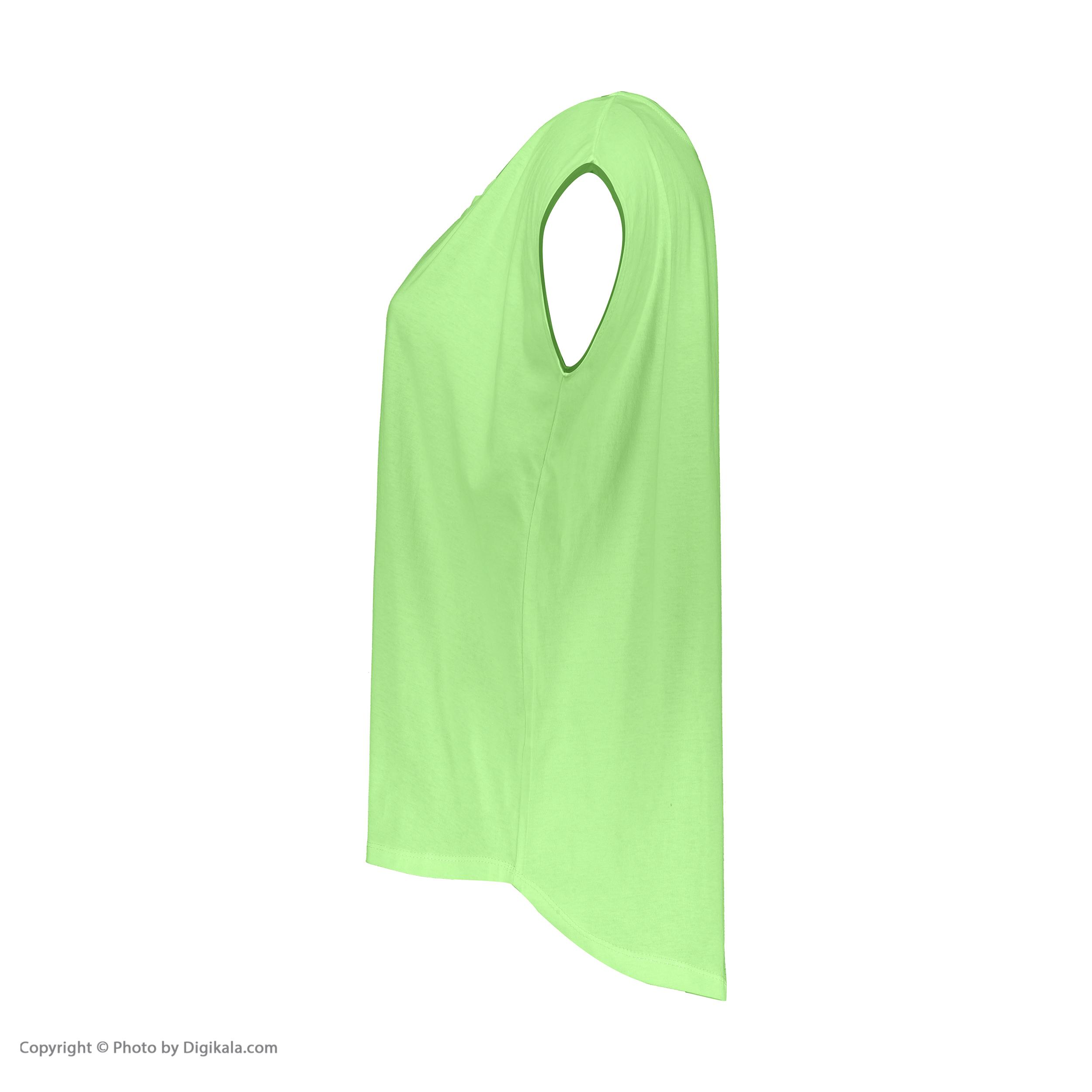 تی شرت زنانه آر ان اس مدل 1102049-43 -  - 3