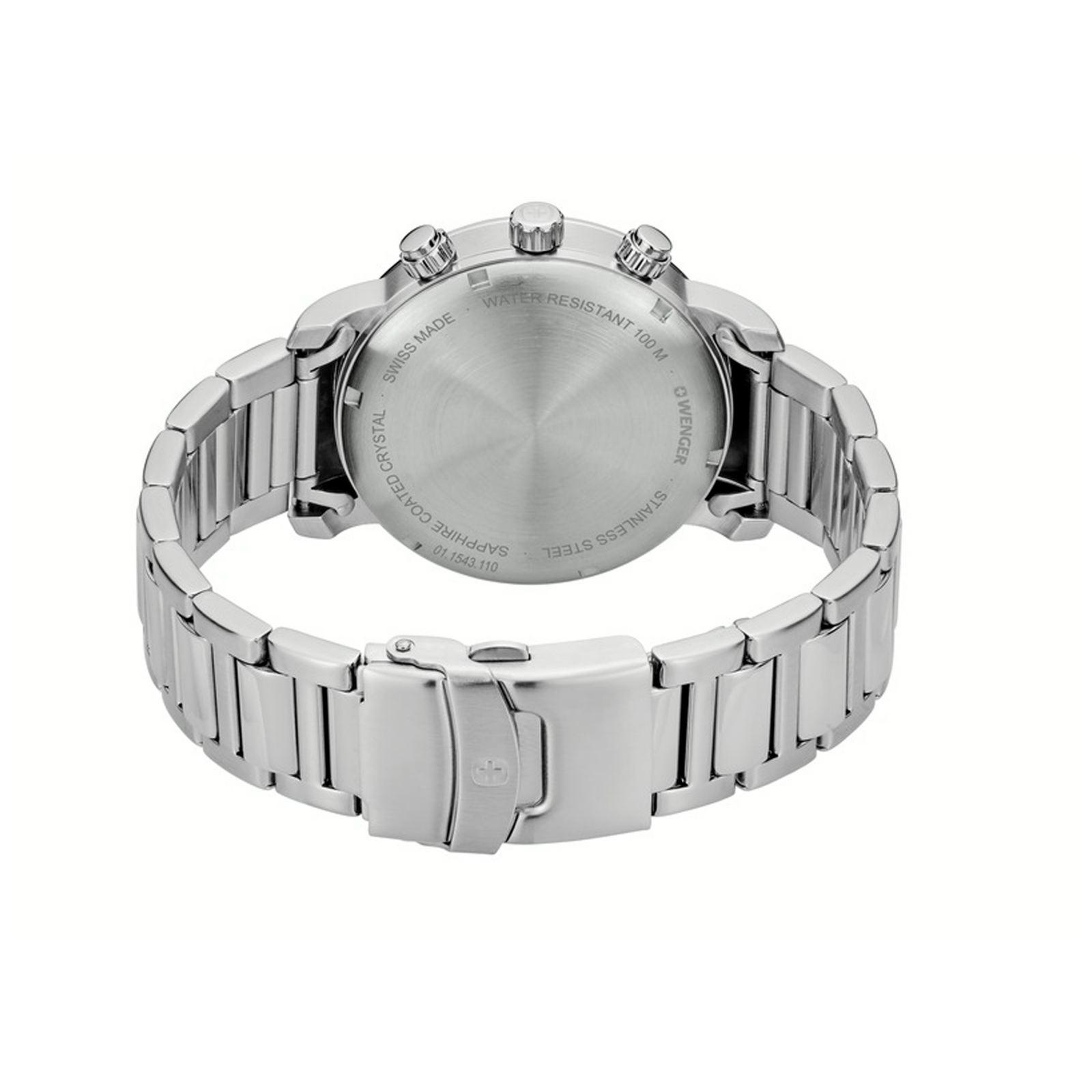 ساعت مچی عقربه ای مردانه ونگر مدل 01.1543.110 -  - 4