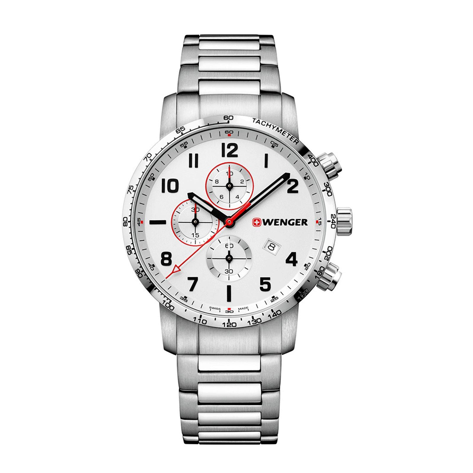 ساعت مچی عقربه ای مردانه ونگر مدل 01.1543.110 -  - 3