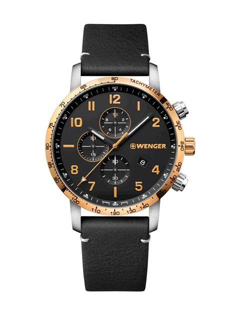 ساعت مچی عقربه ای مردانه ونگر مدل 01.1543.111
